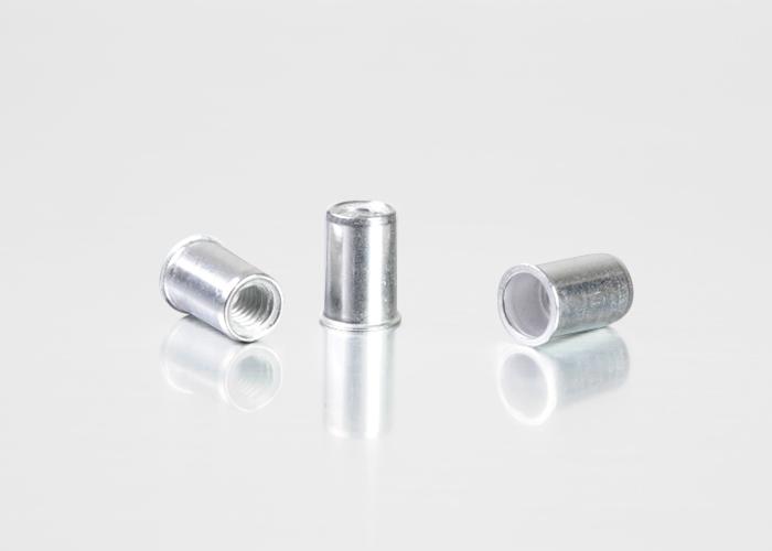 小头圆柱铝铆螺母